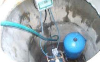 Качество воды в колодцах и скважинах — СанПиН 2.1.4.544-96