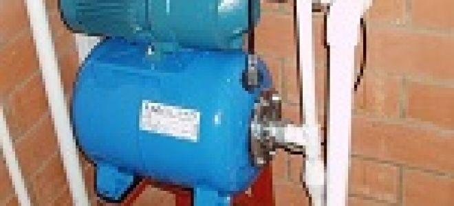Подбор насоса для водоснабжения частного дома – таблицы и схемы