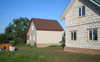 Сколько кубов пеноблока нужно для строительства дома 8 на 8 метров