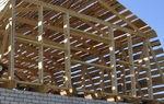 Чертежи и схемы простой двухскатной крыши