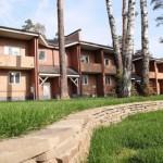 07 Противопожарные стены и перегородки жилого дома А