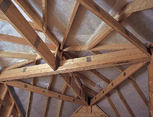 Мансардная крыша 3