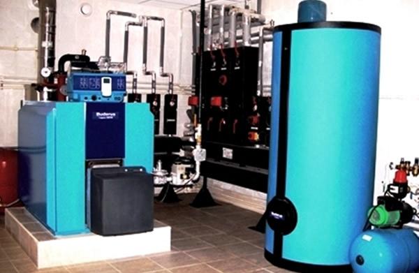 Горячее водоснабжение и температура горячей воды по СНиП 2