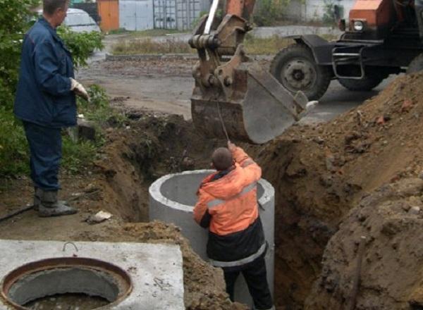 Наружная канализация по СНиП - как правильно сделать 4