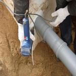 Устройство внутренней канализации по СНиП 1
