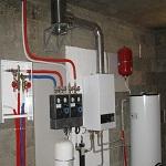 Калькулятор отопления частного дома - расчет Гкал на отопление дома 1