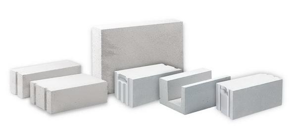 Автоклавный газобетон - размеры и характеристики блоков 5