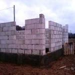 Чертежи и проекты бань из газосиликатных блоков 1