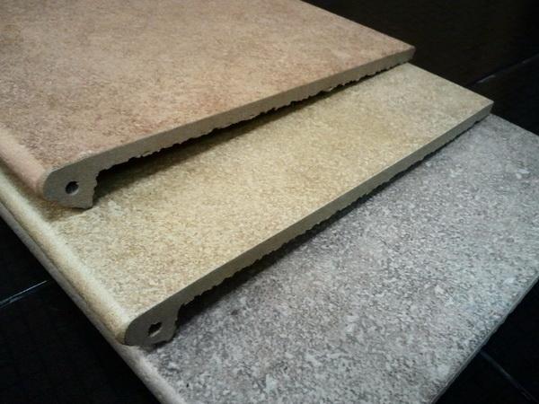 Клинкерная плитка для ступеней - типы, размеры, характеристики 2