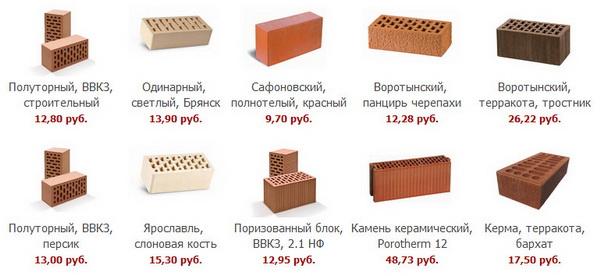 Считаем смету по кладке кирпича - стоимость работ и материалов 2