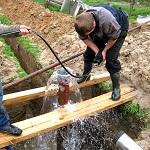Водоснабжение дома из скважины – схема и расчеты 1