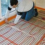 Теплые электрические полы – выбор, схема, монтаж, регулировка 1