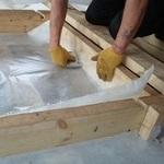 Пароизоляция для пола в деревянном доме - Изоспан и другие марки изоляции 1