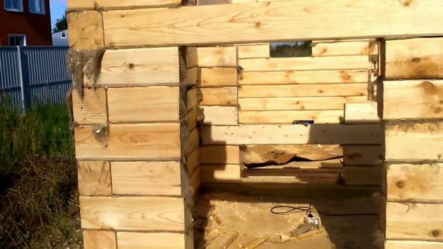 Баня 4 на 4 - планировка внутри и фото 6