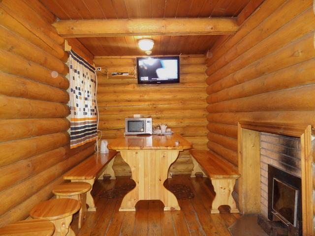 Баня 4 на 4 - планировка внутри и фото 9