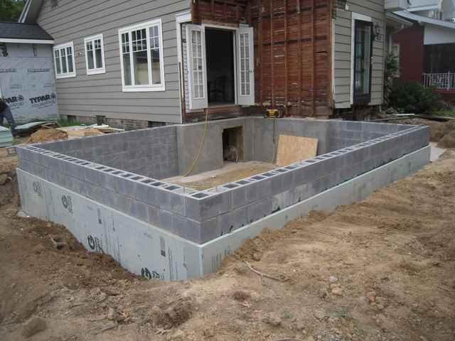 Сколько кубов пеноблоков нужно для строительства дома 6 на 6 метров 1
