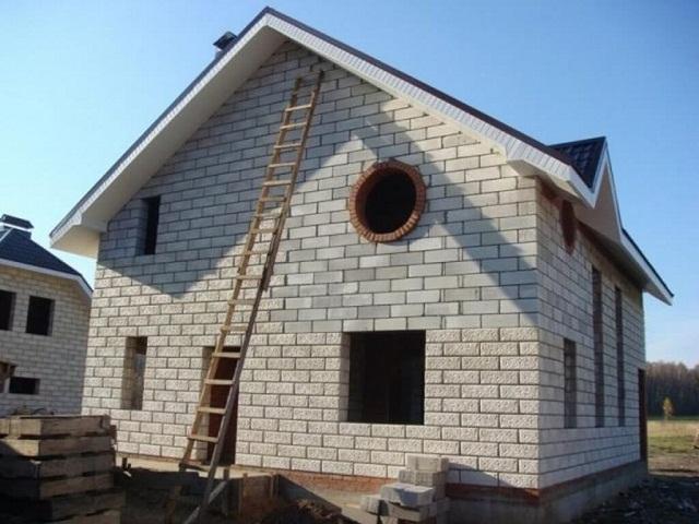 Сколько кубов пеноблоков нужно для строительства дома 6 на 6 метров 2