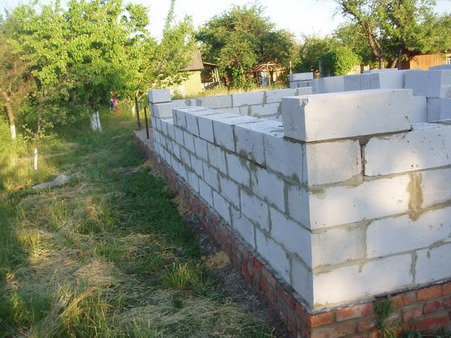 Сколько кубов пеноблоков нужно для строительства дома 6 на 6 метров 3