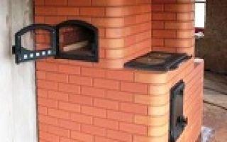 Кирпичные печи для дома — простые чертежи с порядовками