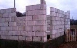 Чертежи и проекты бань из газосиликатных блоков