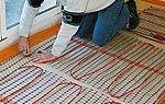 Теплые электрические полы – выбор, схема, монтаж, регулировка
