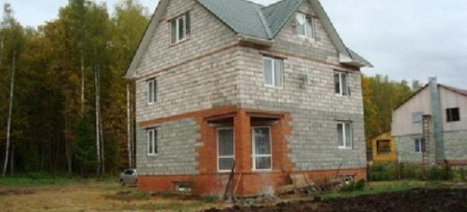Сколько кубов пеноблоков нужно для строительства дома 12 на 12 метров