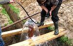 Водоснабжение дома из скважины – схема и расчеты