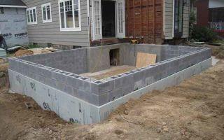 Сколько кубов пеноблоков нужно для строительства дома 6 на 6 метров