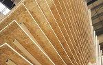 Плита ОСП 3 — характеристики и особенности монтажа листового материала