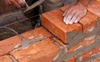 Считаем смету по кладке кирпича — стоимость работ и материалов