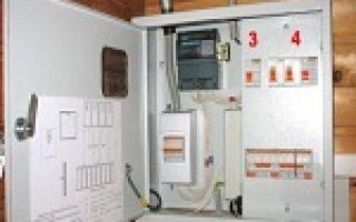 Электрическая проводка в двухэтажном доме – схема