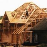 Стропильная система четырехскатной крыши А