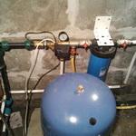 Схема водопровода в частном доме А