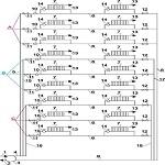 Схема отопления многоэтажного дома 1