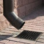 Устройство ливневой канализации по СНиП 1