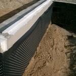 Доступные способы внутреннего утепления фундаментов домов  1