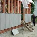 Цементно-стружечная плита - технические характеристики и особенности 1