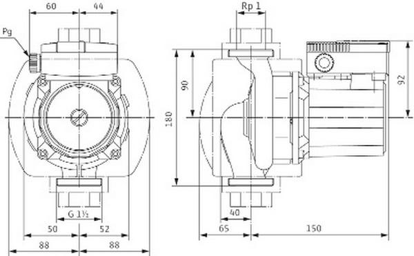 Насос циркуляционный для систем отопления 3х этажного дома - какой выбрать 2