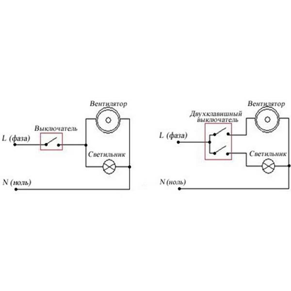 Смотрим схему управления вытяжными вентиляторами и калориферами в системе с рекуператором 4
