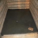 Как залить пол в бане со сливом – делаем бетонные полы 1
