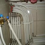 Трубы для водопровода в доме – утепление и схема 1