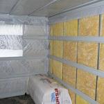 Эффективное утепление бани изнутри - схема и правильные материалы 1