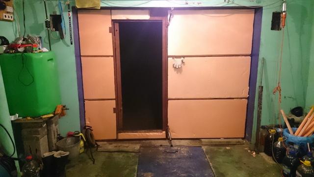 Какой пеноплекс взять на ворота гаража - 50 или 30 мм 2