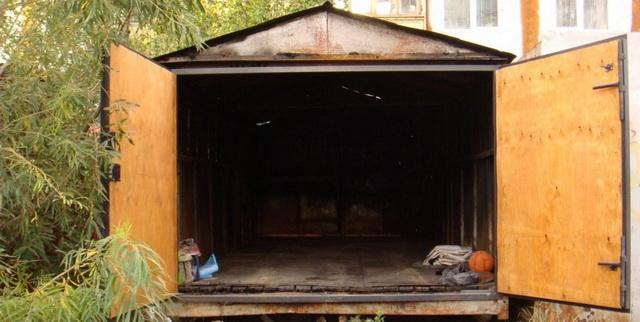 Какой пеноплекс взять на ворота гаража - 50 или 30 мм 4