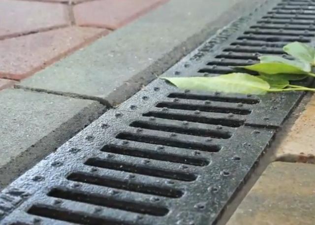 Простая ливневая канализация в частном доме своими руками 1
