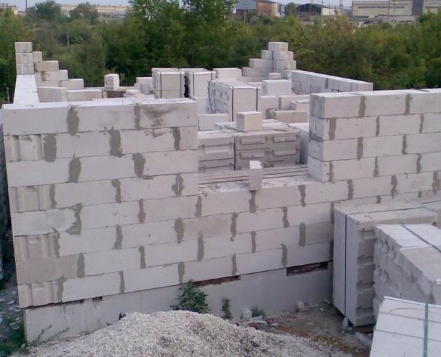 Сколько кубов пеноблоков нужно для строительства дома 12 на 12 метров 3