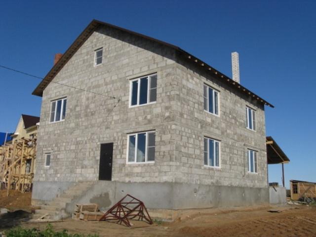 Сколько кубов пеноблоков нужно для строительства дома 10 на 10 метров 4