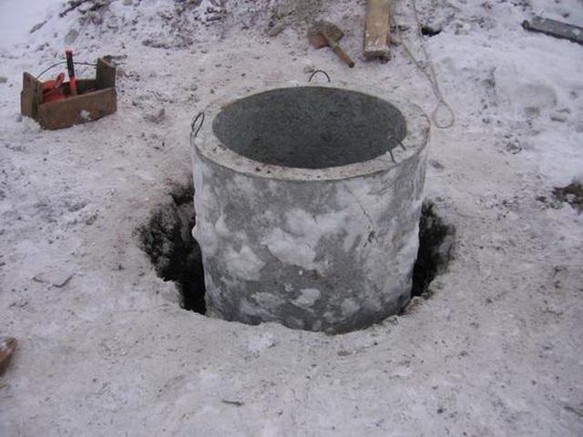 Правильное утепление колодца на зиму своими руками 5