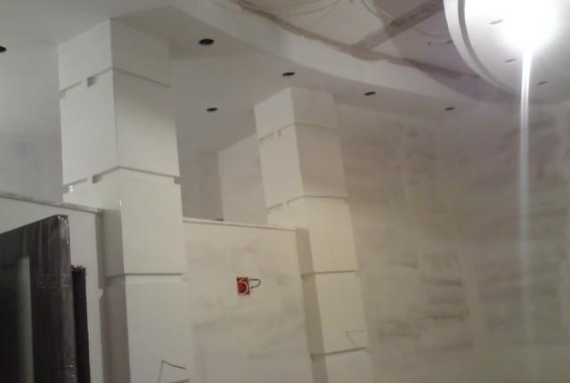 Утепление стен изнутри пеноплексом и гипсокартоном 3