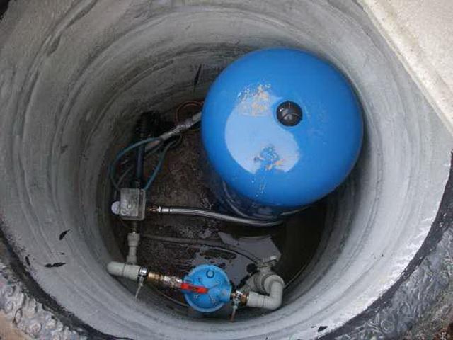 Как лучше провести водопровод из колодца в дом 1